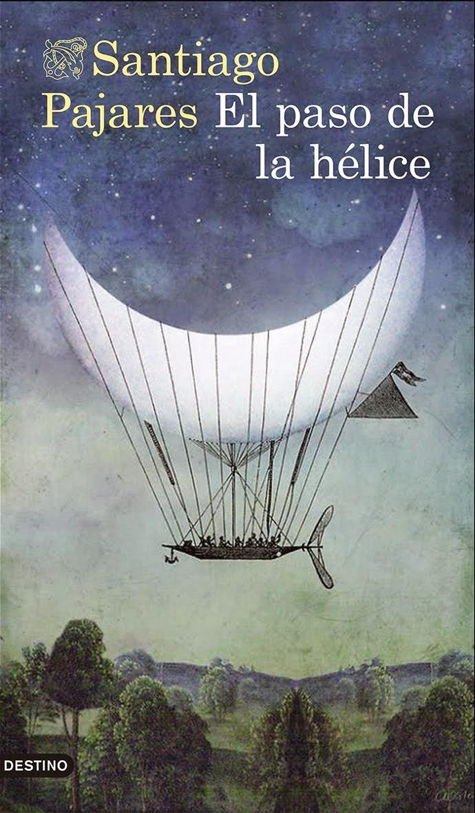 El paso de la hélice - Destino